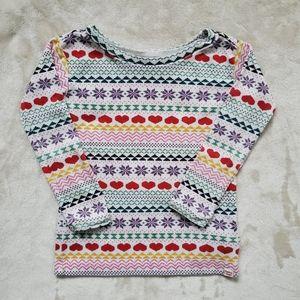 Baby Gap Long Sleeve Cotton Tee Sz 2
